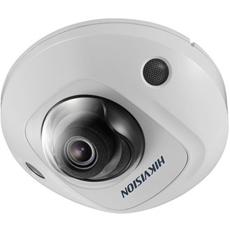 Hikvision 6MP IP67 EXIR Puck 2.8mm Fixed Lens 120dB WDR & IK10