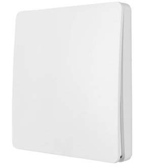 SMART WIFI KINETIC WALL SWITCH 1 GANG - WHITE