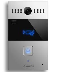 Akuvox IP Intercom - Video + Card Reader Surface Mount